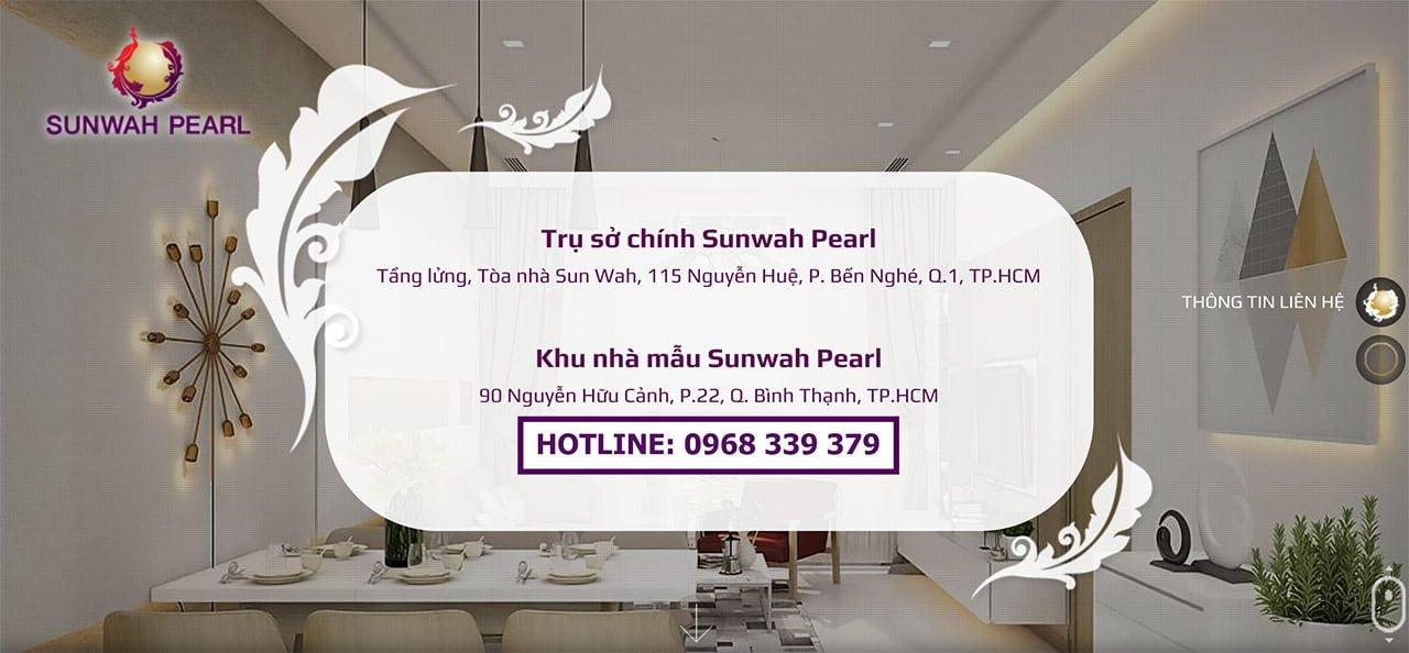 Làm thế nào để liên hệ mua căn hộ Sunwah Pearl