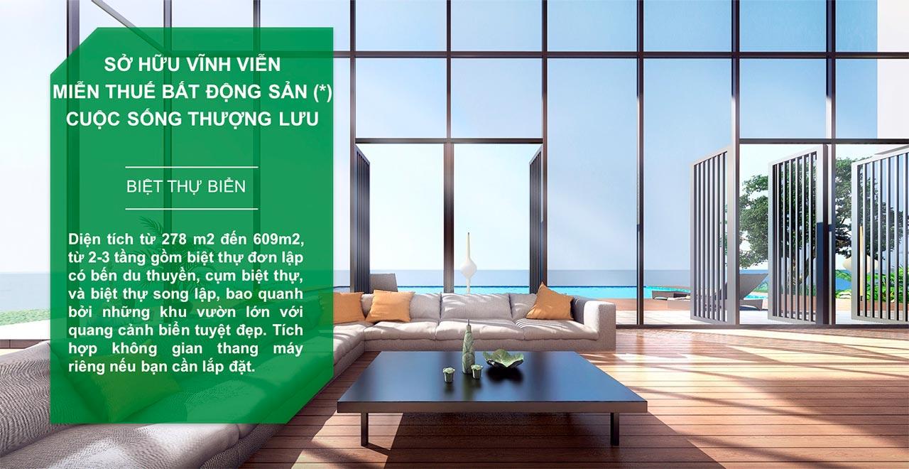 Biệt thự Forest City Malaysia bán và cho thuê giá gốc chủ đầu tư