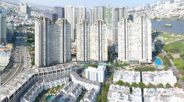 Dự án Saigon Pearl bán và cho thuê giá tốt