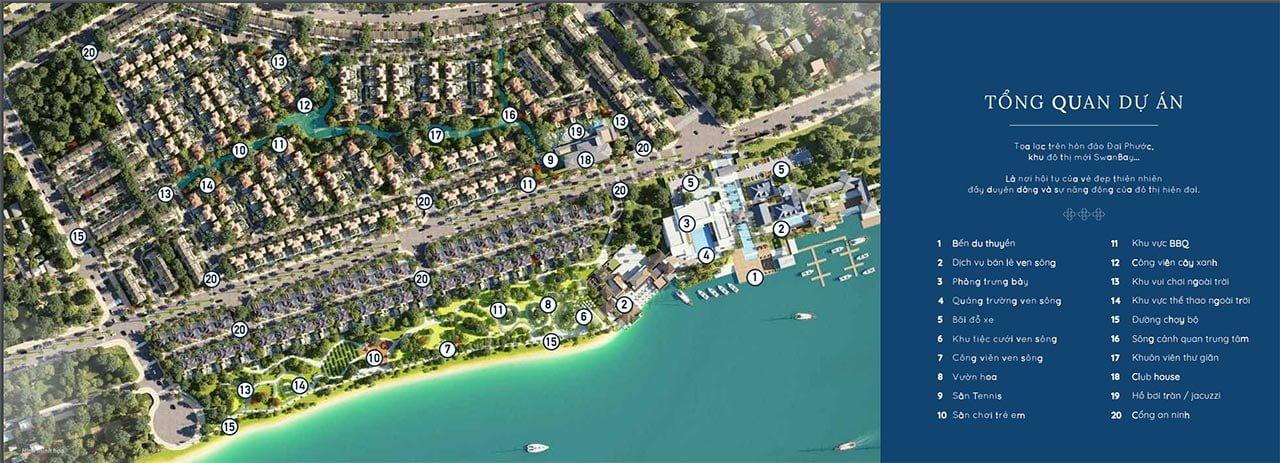 Tổng quan về dự án Swanbay City