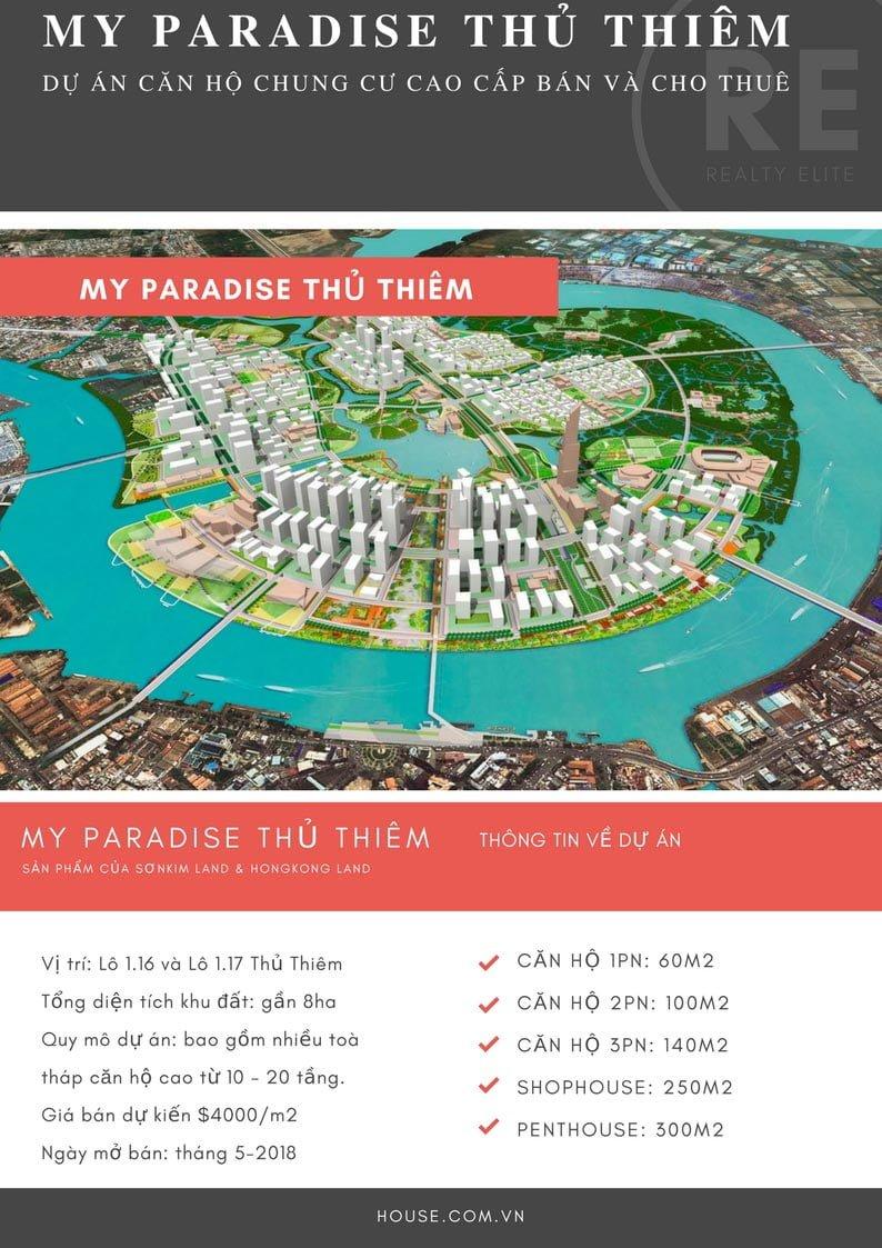 My Paradise Thủ Thiêm Việt Nam