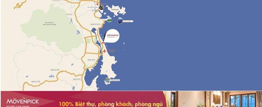 Biệt thự Movenpick Resort Cam Ranh ưu đãi tháng 05-2018