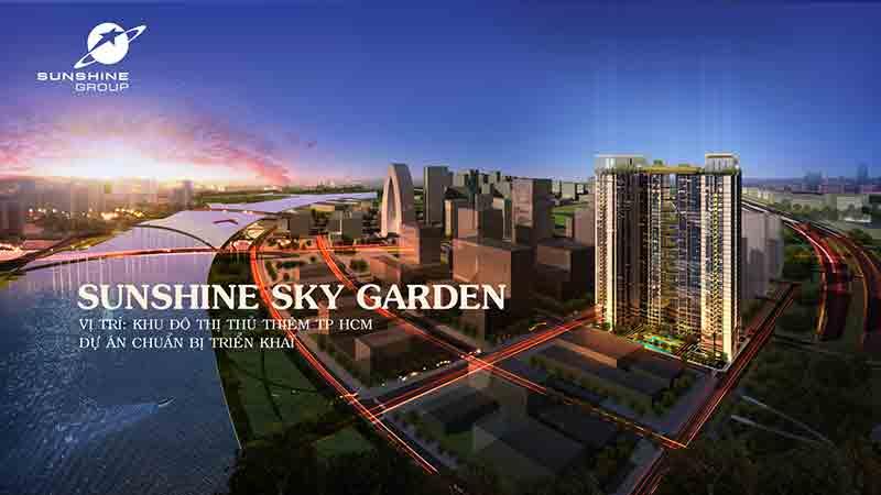 Sunshine Sky Garden Thủ Thiêm