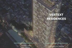Bán căn hộ The Vertext Private Residences giá gốc chủ đầu tư