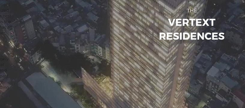 Bán căn hộ The Vertext Private Residences Quận 1