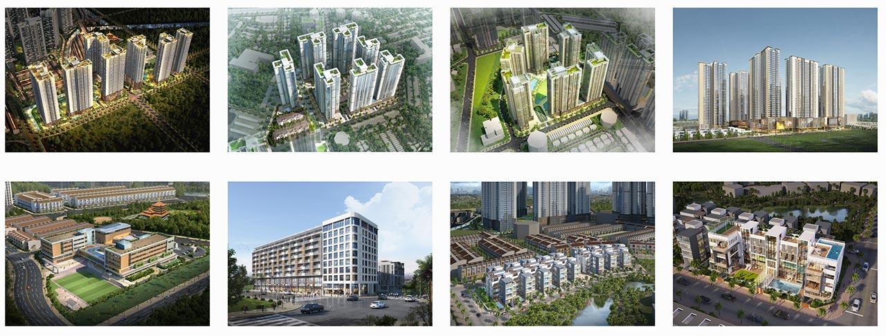 Phối cảnh dự án Raemian City Quận 2