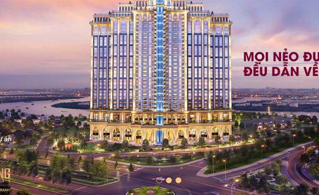Phúc Khang Chuẩn bị mở bán Dự án Rome Diamond Lotus Quận 2
