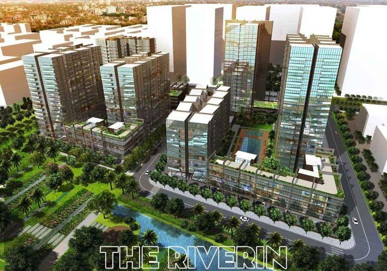 Dự án căn hộ The Riverin Thủ Thiêm