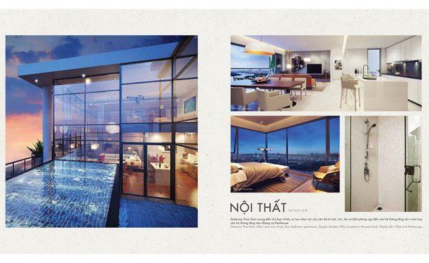 Duplex Gateway Thảo Điền bán giá 25 tỷ