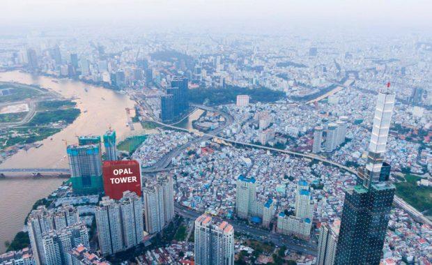Căn hộ Saigon Pearl 1 phòng ngủ cho thuê