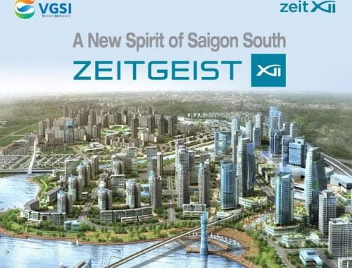 Dự án Zeit Nhà Bè
