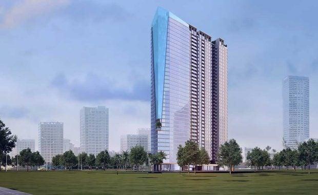 Giá bán căn hộ dự án Saigon Pearl