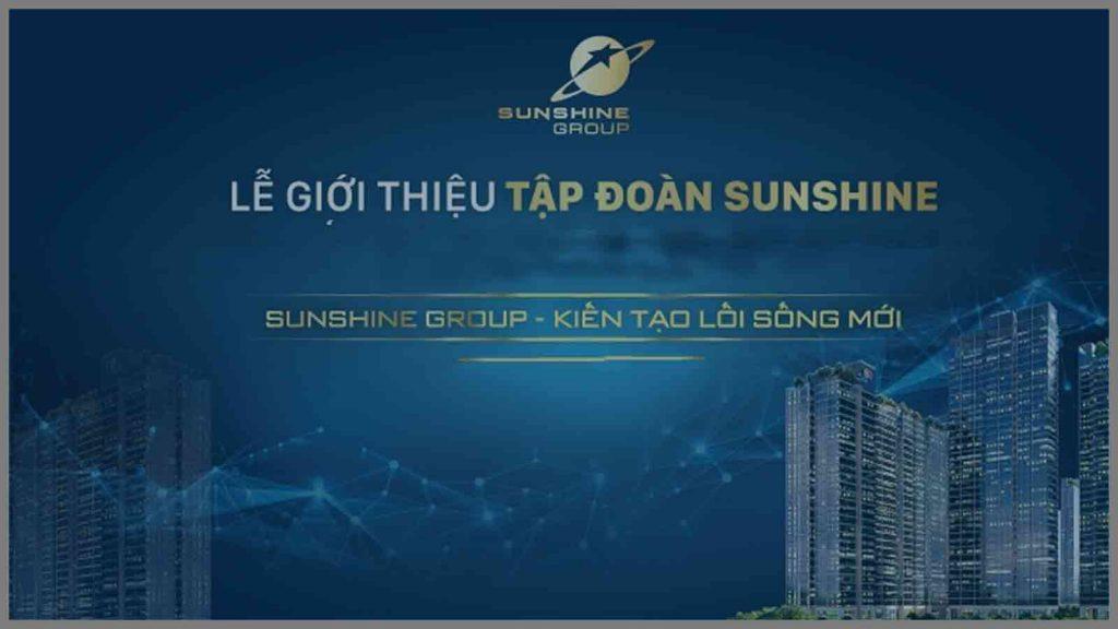 Lễ giới thiệu tập đoàn Sunshine Group