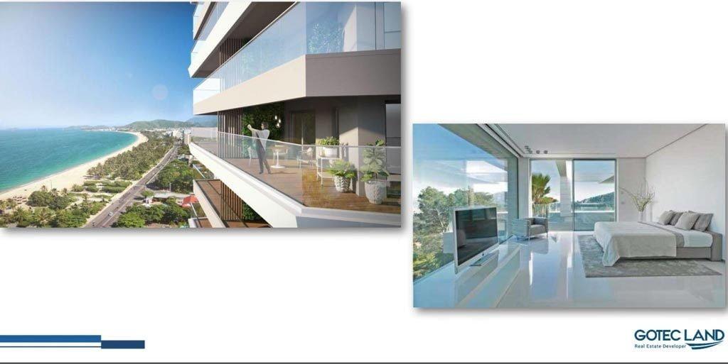 Điểm nhấn trong thiết kế của dự án Asiana Luxury Residences là gì?