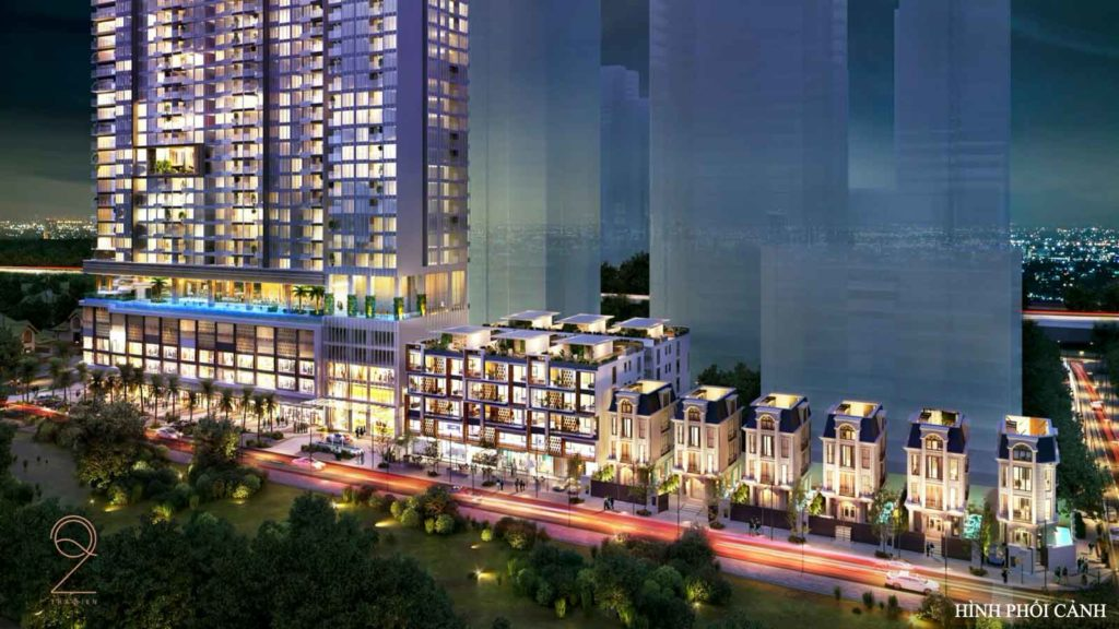 Biệt thự Q2 Thảo Điền bán giá 5800 usd/m2