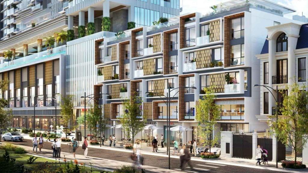 Nhà phố Q2 Thảo Điền