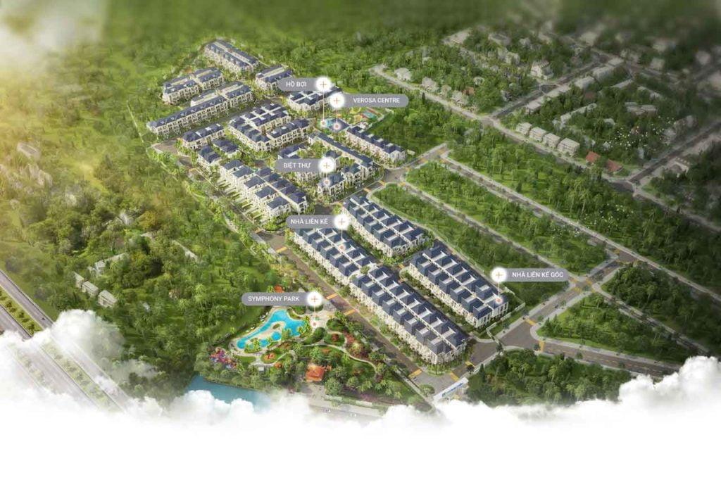 Chính sách ưu đãi dự án Verosa Park mới nhất