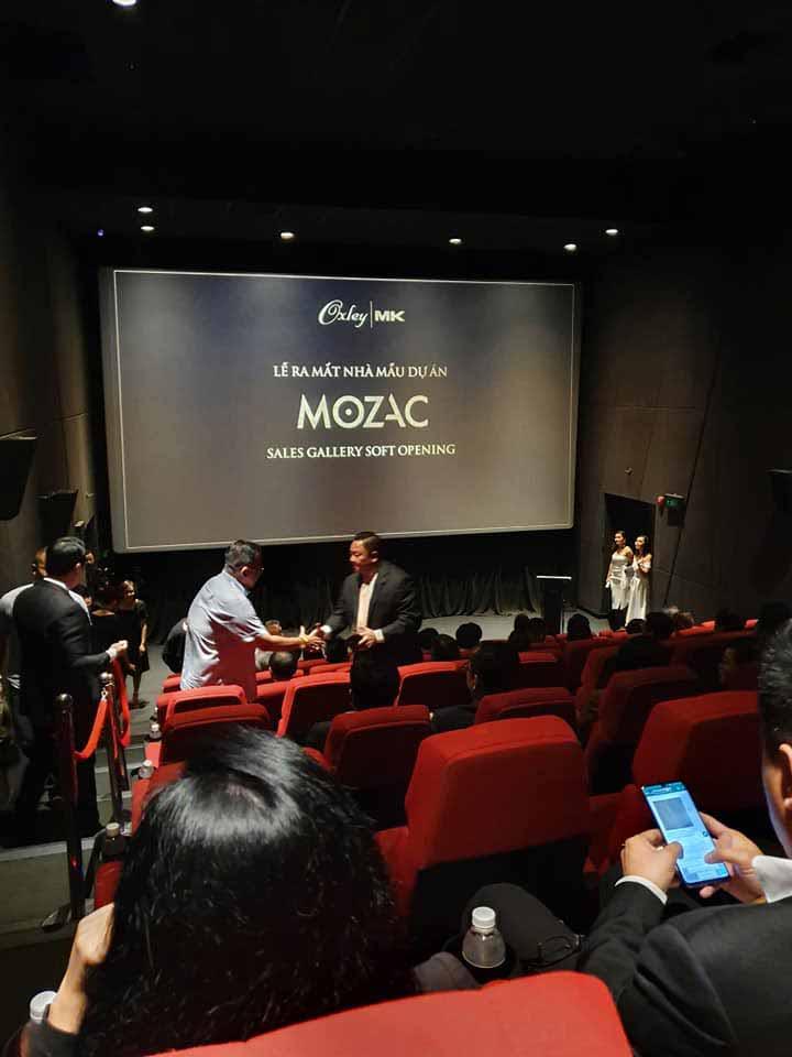 Lễ ra mắt khu nhà mẫu Mozac Thảo Điền của Oxley Holding Limited