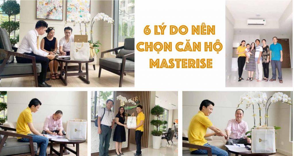 6 lý do nên chọn căn hộ Masterise Q9