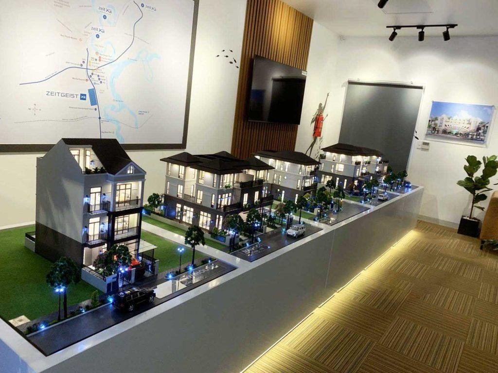 Căn hộ mẫu Thủ Thiêm Zeit sẽ mở cửa đón khách tại văn phòng công ty ở Thủ Thiêm Quận 2