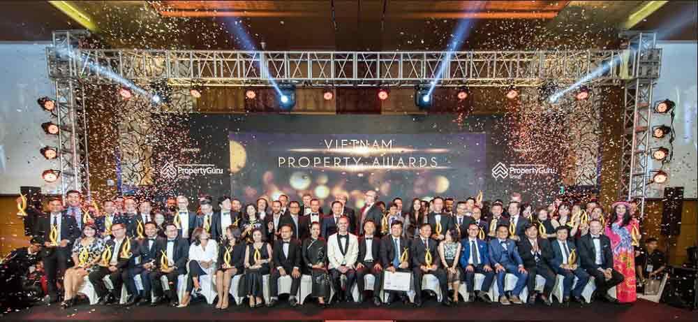 Giải thưởng Bất động sản PropertyGuru giành cho các dự án, công ty, nhà thiết kế xuất sắc trong năm