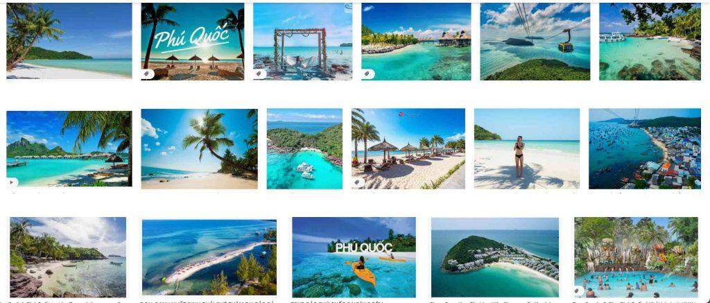 Một vài hình ảnh tiêu biểu về Đảo Ngọc Phú Quốc