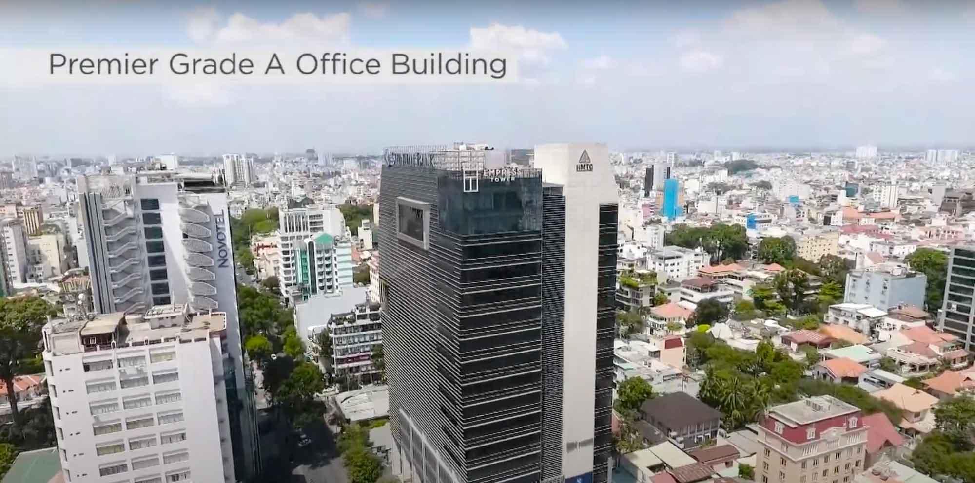 Tòa nhà văn phòng Empress Tower