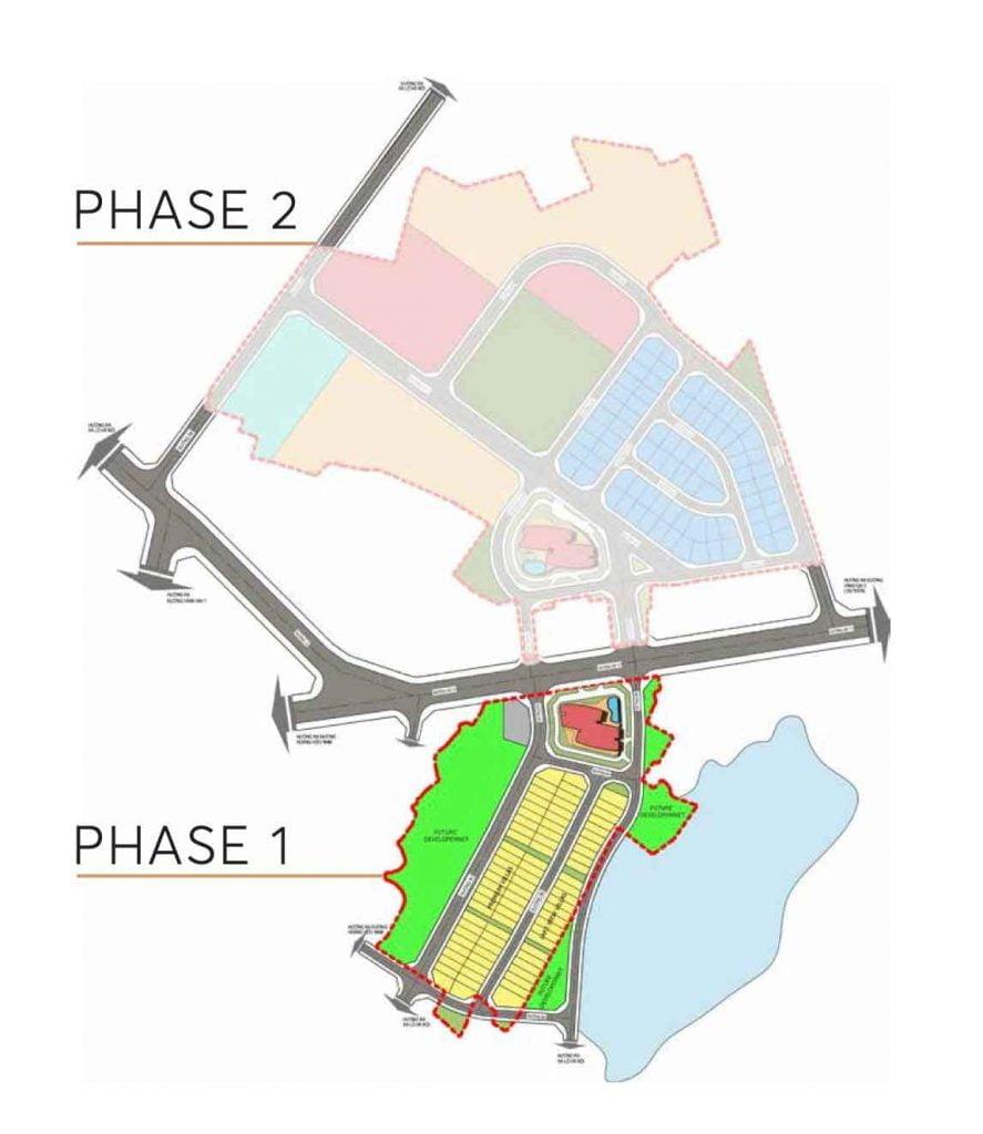 Căn hộ và biệt thự là 2 sản phẩm chính hình thành lên dự án The 9 Stellars