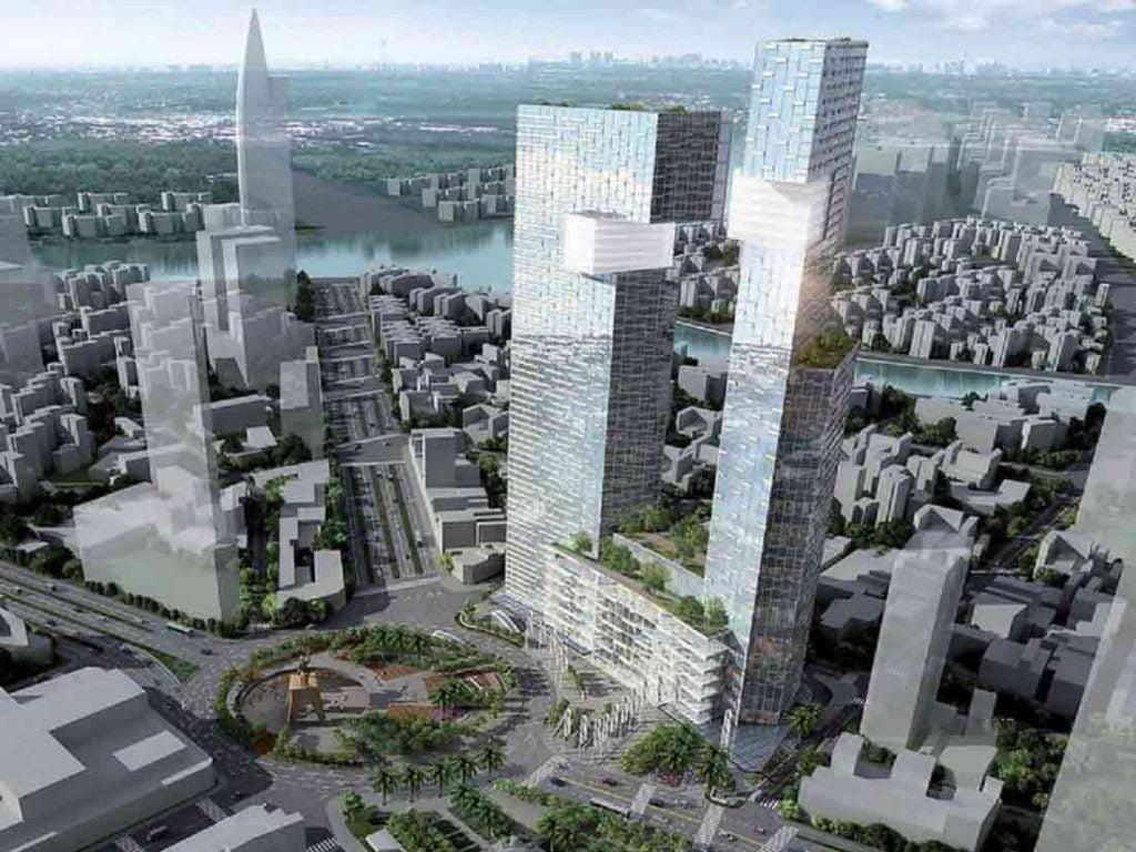 One Central Saigon đứng vị trí số 1 trong Top 5 căn hộ có giá bán cao nhất sài gòn