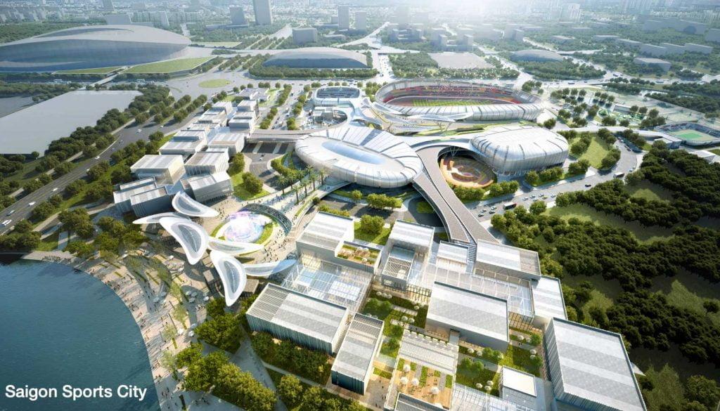 Các dự án của Keppel Land tại Việt Nam
