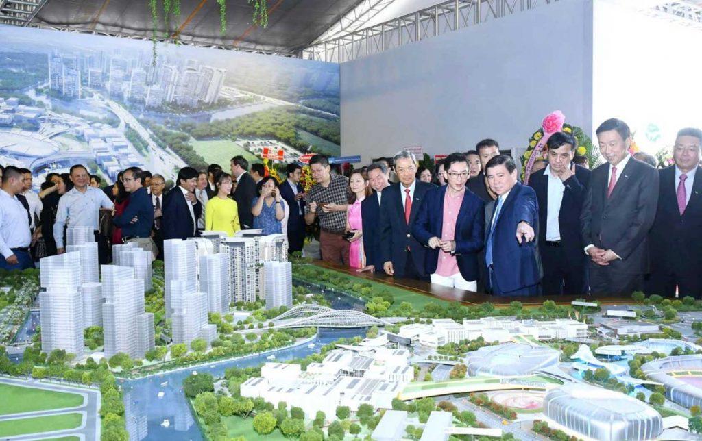 Keppel Land Vietnam mở bán dựa án mới