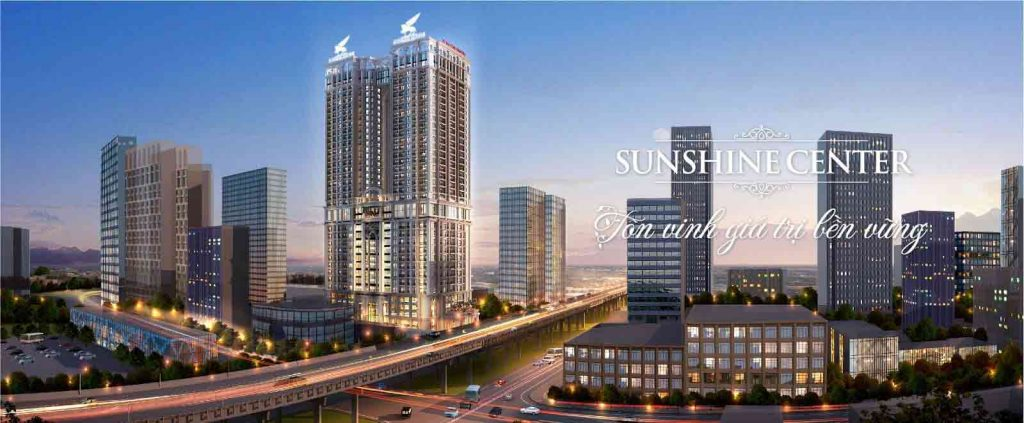 Dự án Sunshine Center